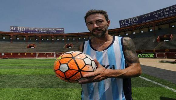 'Kily' González resaltó y destacó juego de Paolo Guerrero