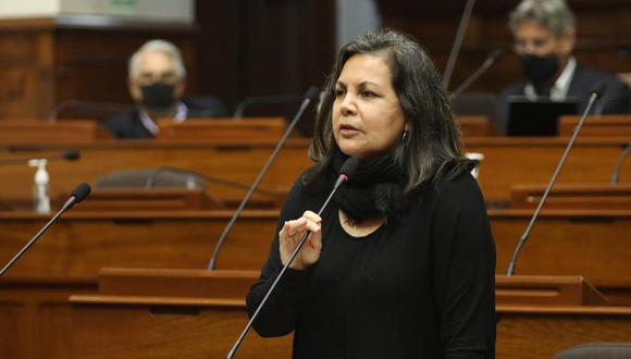 Lista a la Mesa Directiva del Congreso, liderada por Rocío Silva Santisteban (Frente Amplio) lo logró consenso (Foto: Congreso)