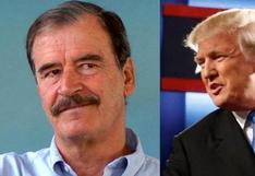 """Vicente Fox: """"En EE.UU. hay gente que se cree de raza superior"""""""