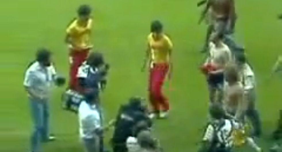 Estas son las escenas más recordadas de todos los Mundiales - 17