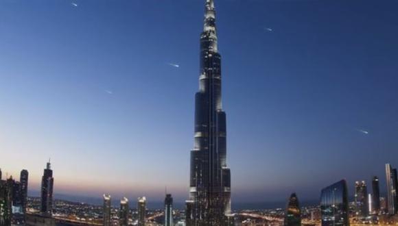 El lanzamiento también servirá para estudiar los efectos de ingresar a la atmósfera. (Foto: captura de YouTube)