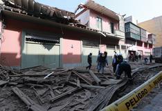 Fiscalía solicita informe a la Municipalidad de Lima sobre acciones de restauración en balcones