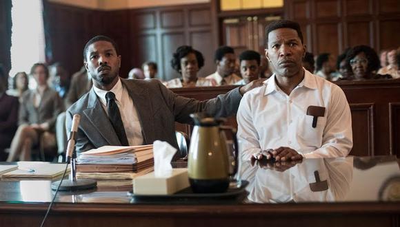 """Warner Bros ofrece gratis """"Just Mercy"""" para """"aprender más sobre el racismo"""". (Foto: WB)"""