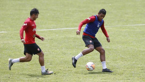 Kluiverth Aguilar ya es jugador del City Football Group pero después de mayo del 2021 recién sabrá en qué equipo jugará. (Foto: Violeta Ayasta)