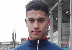 Futbolista del Arsenal de Sarandí fue baleado, perdió la visión de un ojo y tiene comprometido el otro