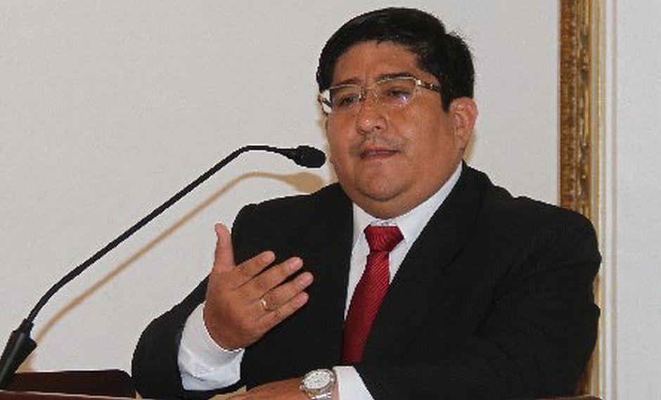 Jesús Torres Saravia, el funcionario del GORE Piura denunciado por una extrabajadora. (Foto: Facebook Jesús Torres Saravia)