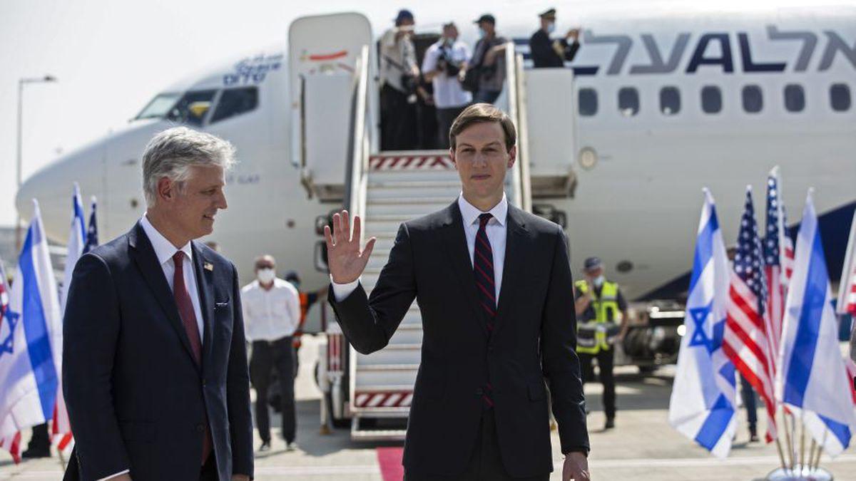 Oriente Medio: Israel - Emiratos Árabes Unidos: primer vuelo comercial  directo entre | NOTICIAS EL COMERCIO PERÚ