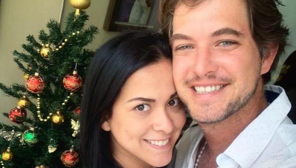 """Karina Jordán tras postergar boda con Diego Seyfarth: """"Nuestro amor es más fuerte que cualquier coronavirus"""" (Foto: Instagram)"""