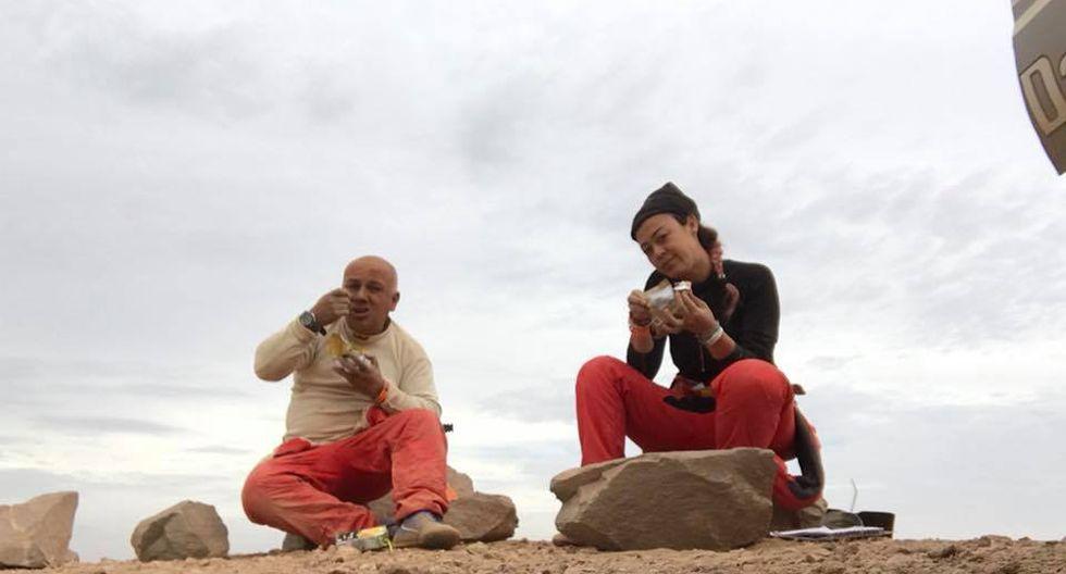 Fernanda Kanno contó el motivo de su salida del Dakar 2018 pero asegura que volverá a disputar la prueba. (Foto: Facebook Fernanda Kanno)