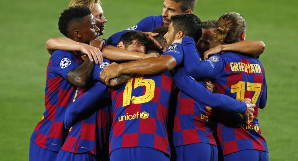 Conoce en esta galería el valor de mercado de todos los clubes que jugarán el 'Súpero 8' de la Champions League en Lisboa. (Foto: AP)
