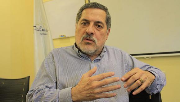 """Ernesto Bustamante aseguró que solo fue entrevistado como experto y que no tiene ningún interés de """"boicotear"""" la campaña de vacunación en el país."""