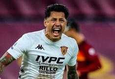 Gianluca Lapadula: ¿Su valor en el mercado es mayor que el de los delanteros peruanos más conocidos?
