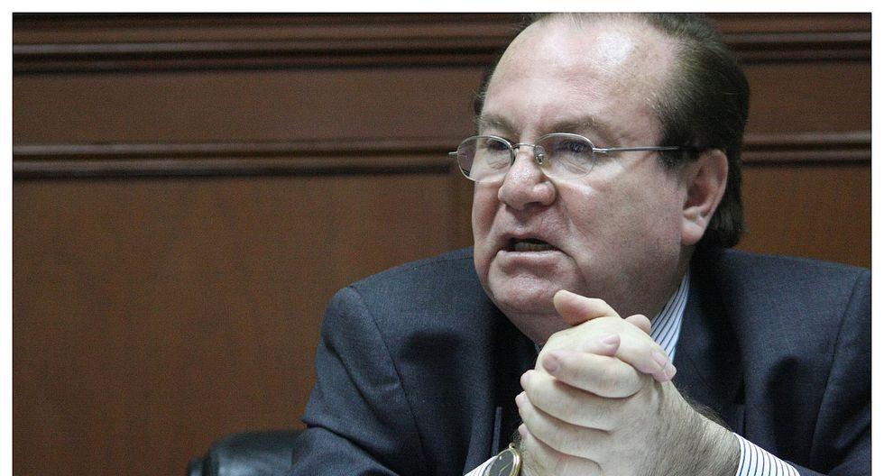 Luis Nava se desempeñó como secretario presidencial durante la segunda gestión de Alan García. (Foto: GEC).