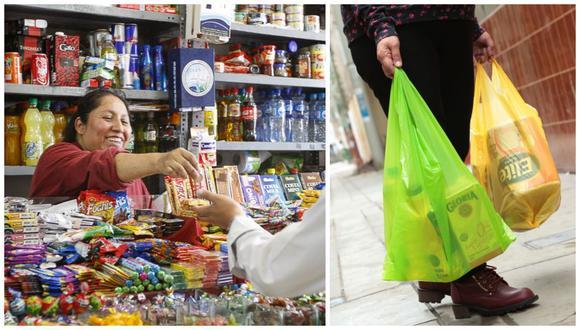 Desde este 1 de agosto entró en vigencia la Ley de Plásticos.