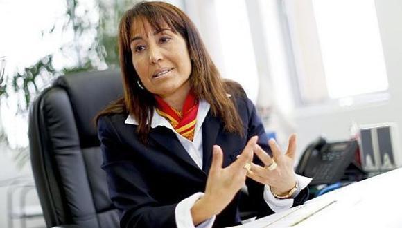 Magali Silva es ex titular del Ministerio de Comercio Exterior y Turismo.