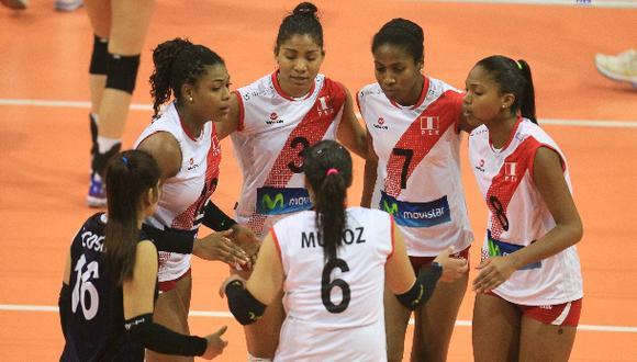 Perú derrotó 3-0 a Cuba en torneo Grand Prix y sigue sumando