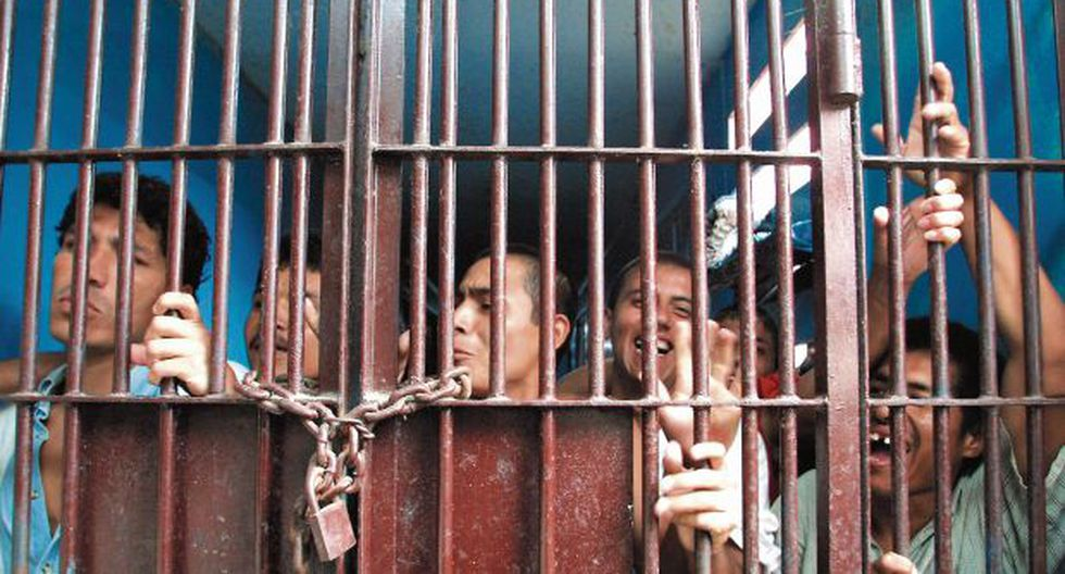 La sobrepoblación en las cárceles del Perú es de 132%