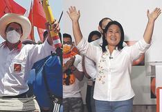 Keiko Fujimori y Pedro Castillo firmarán la Proclama Ciudadana este lunes