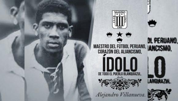 Alejandro Villanueva, uno de los máximos ídolos de Alianza Lima. (Foto: El Comercio)