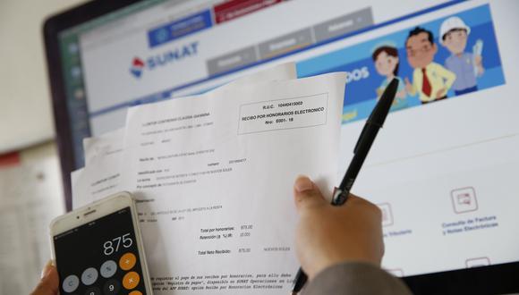 En total, el Ejecutivo aprobó cuatro decretos legislativos en materia tributaria. (Foto: USI)