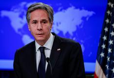 EE.UU. volverá al acuerdo nuclear solo si Irán respeta sus compromisos, dice Blinken
