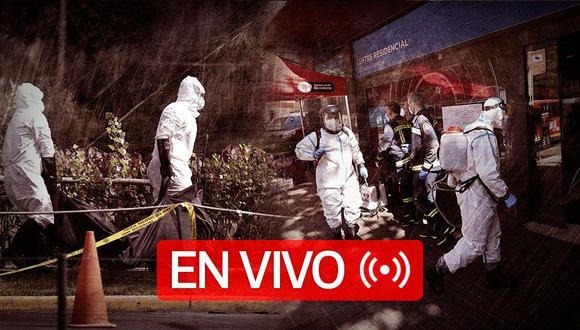 Coronavirus | EN VIVO | Último minuto, número de muertos y casos confirmados de Covid-19 en Estados Unidos, España, Italia y el resto del mundo, hoy jueves 28 de mayo de 2020. (Foto: Diseño El Comercio)