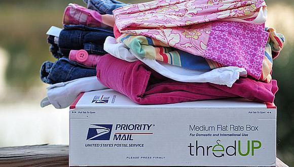ThredUp, la tienda online de ropa usada, que recaudó US$81 mlls