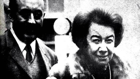 La doctora rumana Ana Aslan utilizó las propiedades de la procaína para desarrollar tratamientos especializados en el retraso del envejecimiento. (Foto: GEC Archivo Histórico)