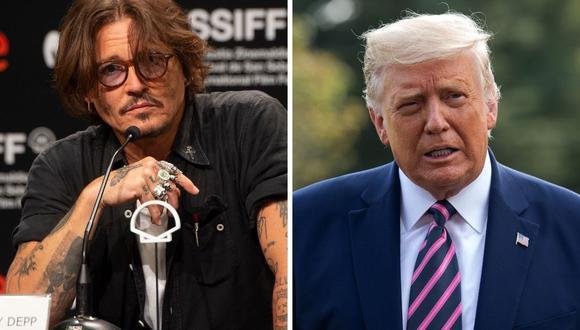 El actor Johnny Depp dio algunas opiniones sobre la política en Estados Unidos. (Foto: Ander Gillenea / Saul Loeb / AFP)