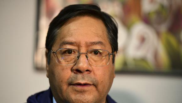 Luis Arce ganó las elecciones en Bolivia en primera vuelta. (RONALDO SCHEMIDT / AFP).