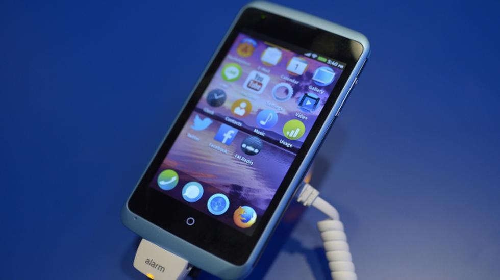 MWC14: Smartphones con Firefox OS llegan a ocho países más - 1