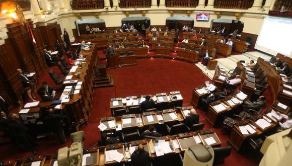 El pleno del Congreso se reunirá mañana a partir de las 9am para votar a los nuevos jueces del TC