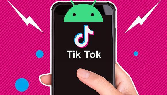 Conoce el novedoso truco para configurar un video de TikTok como fondo de pantalla en Android (Foto: Mag / Archivo)