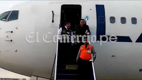 Caso Odebrecht: así fue la llegada de Jorge Cuba [VIDEO]