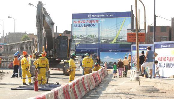Puente Bella Unión: cronología de una obra que espera 4 años