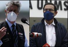 Subcomisión de Acusaciones Constitucionales recibió una denuncia contra Martín Vizcarra y Francisco Sagasti