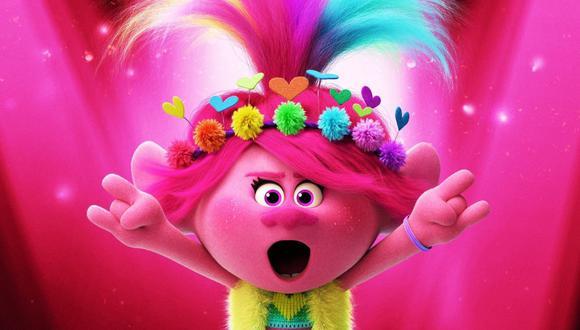 """""""Trolls"""" recauda US$ 100 millones con su estreno en internet e iguala a los cines. (Foto: DreamWorks)"""