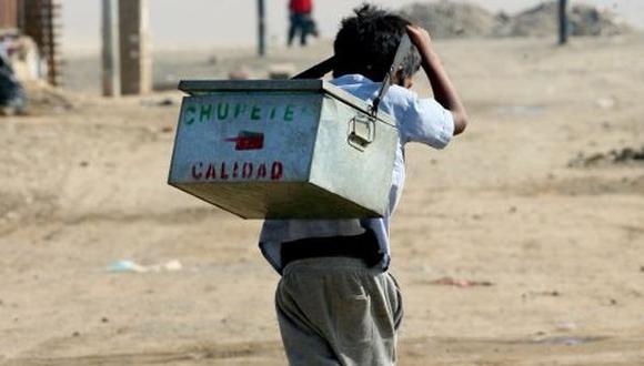 En Bolivia es legal que los niños trabajen desde los 10 años