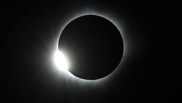 El lunes, por primera vez en 99 años, tendrá lugar un eclipse total de Sol. (Foto: EFE)