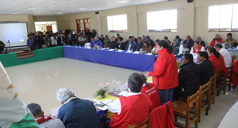 Al término del plazo establecido, el grupo de trabajo deberá presentar un informe final al titular de la PCM. (Foto: Presidencia)