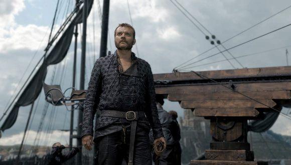 ¿Qué mira Euron Greyjoy en el cielo? (Foto: HBO)