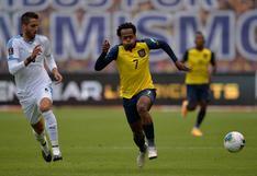 Uruguay cayó 4-2 ante Ecuador por las Eliminatorias Qatar 2022