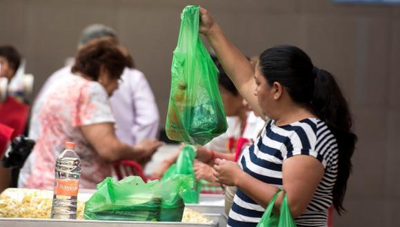 Ley de plásticos: Ministerio Público solicita acelerar su reglamentación