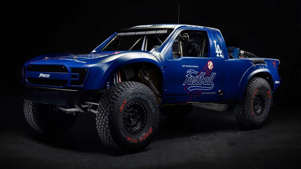 Un Ford Ranger Raptor fue modificado para convertirse en un todoterreno capaz de competir en la Baja 1000. (Fotos: Jimco Racing Inc.).