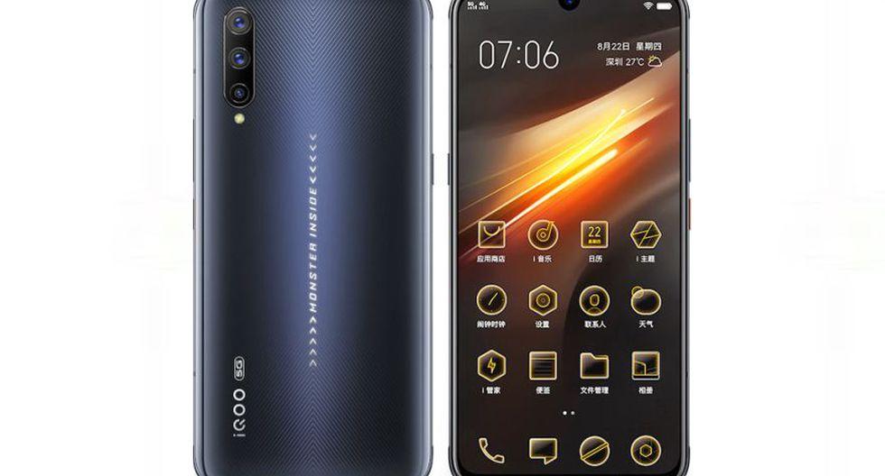 2. Vivo iQOO Pro 5G. (Foto: GSM Arena)
