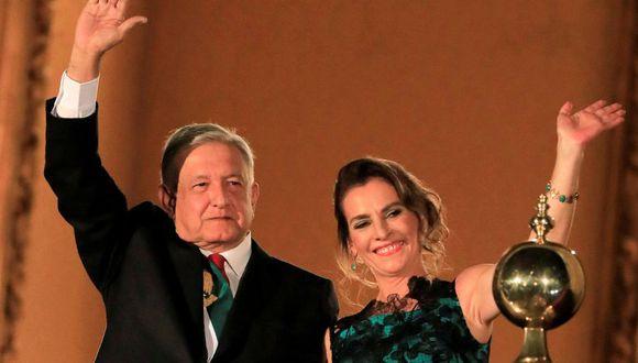 No es la primera vez que Beatriz Gutiérrez, esposa de Andrés Manuel López Obrador (AMLO), se enzarza en batallas en Twitter. (Foto: Reuters / Carlos Jasso)