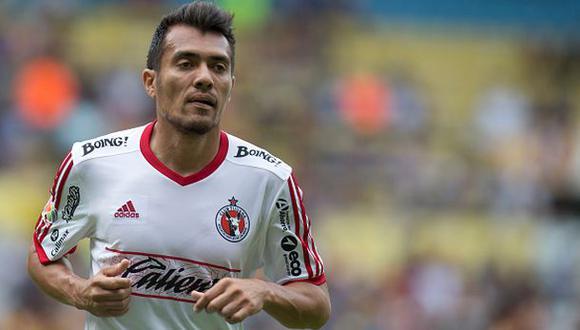 Juan Arango explicó por qué mordió a futbolista del Monterrey