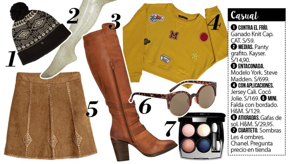 Cuatro formas de combinar tus outfits con botas largas - 3
