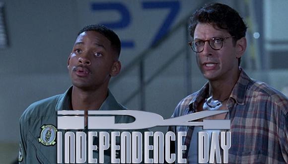 Independence Day tuvo una secuela 24 años después de su estreno y Will Smith, su protagonista, no apareció. ¿Qué pasó? Aquí te lo contamos. (Foto: IMDB/Composición)