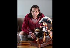 José Carlos Fernández: el goleador peruano que se convirtió en librero de fútbol | FOTOS